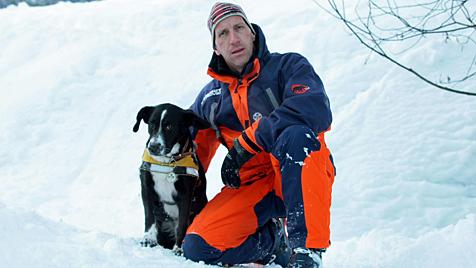 Bei Skitouren-Kurs Lawine ausgelöst: Mann (63) gerettet (Bild: Andreas Kreuzhuber)