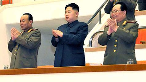 """Bruder: """"Kim Jong Un ist blo� eine Marionette"""" (Bild: EPA)"""