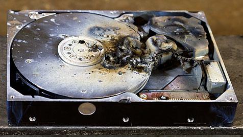 Die kuriosesten Datenrettungsfälle des Jahres (Bild: thinkstockphotos.de)