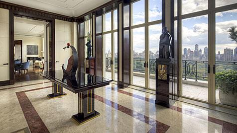 Junge Russin zahlt für Wohnung in New York 67 Mio. Euro (Bild: Brown Harris Stevens)