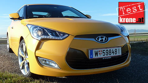 Hyundai Veloster: Was das Korea-Coupé wirklich kann (Bild: Stephan Schätzl)