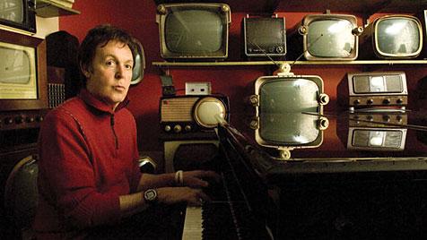 McCartney covert auf neuer CD seine Lieblingsklassiker (Bild: Universal Music)