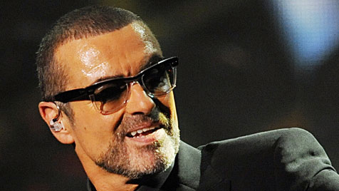 Popstar George Michael aus AKH entlassen (Bild: EPA)