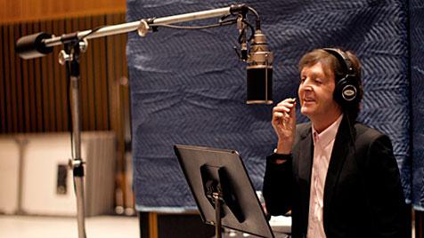 Sir Paul McCartney blickt swingend auf Kindheit zurück (Bild: Universal Music)