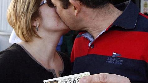 Spanische Lotterie schüttete Milliarden Euro aus