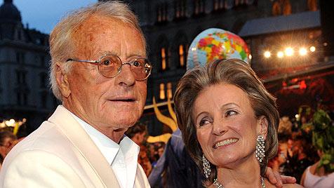 Gürtler und Lohner haben in Wien geheiratet (Bild: APA)