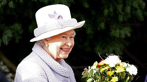 Kate feiert erste Weihnachten mit der Royal Family (Bild: EPA)