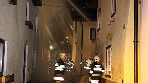 Nach Gasexplosion: 45-J�hriger k�mpft um sein Leben (Bild: salzi.at)