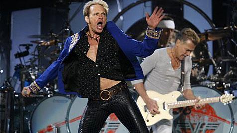 US-Hardrock-Band kündigt Tournee für 2012 an (Bild: AP)