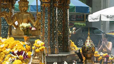 Buddhas tausend Gesichter in Thailand entdecken (Bild: EPA)