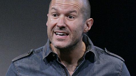 Apple-Chefdesigner Jonathan Ive zum Ritter geschlagen (Bild: dapd)