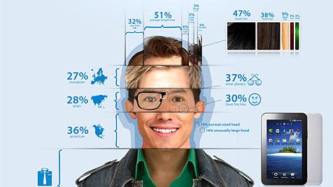 Infografik im Web zeigt den typischen Android-Nutzer (Bild: Screenshot allthingsd.com)