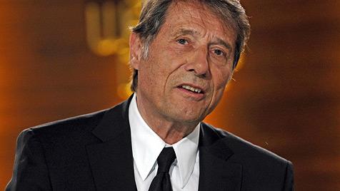 Udo Jürgens 80-jährig an Herzversagen gestorben (Bild: AP)