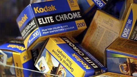 Fotopionier Kodak droht Ausschluss von der Börse (Bild: dadp)