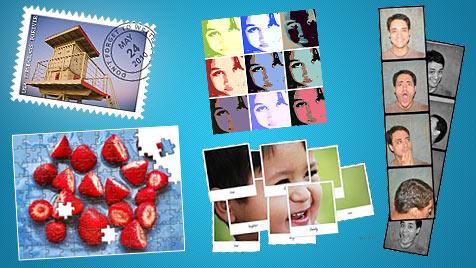 Website macht aus Fotos kleine Kunstwerke (Bild: BigHugeLabs.com)