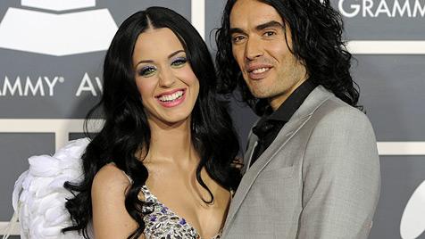 Insider: Katy Perry war Brand im Bett nicht wild genug (Bild: AP)