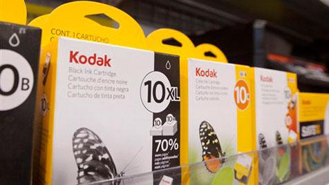 Kodak steht angeblich kurz vor der Insolvenz (Bild: AP)