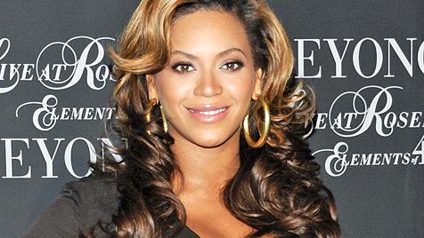 Beyonce hat schon jetzt Ärger mit ihrem Baby Blue Ivy (Bild: AP)