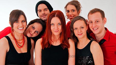 Mary Broadcast Band Kandidat Nr. 10 für Österreich (Bild: Markus Dörfler)
