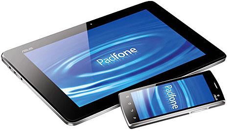 Asus zeigt vorab Verbindung aus Handy und Tablet (Bild: Asus)