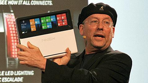 Intel k�ndigt Ultrabooks mit Touch-Steuerung an (Bild: Intel)