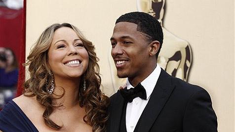 Mariah Carey hat ihren Ehemann Nick Cannon wieder (Bild: AP)