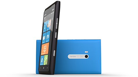 Nokia präsentiert erstes Smartphone für LTE-Netz (Bild: Nokia)