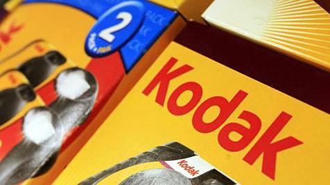 Kodak startet Patentklagen gegen Apple und HTC (Bild: dapd)