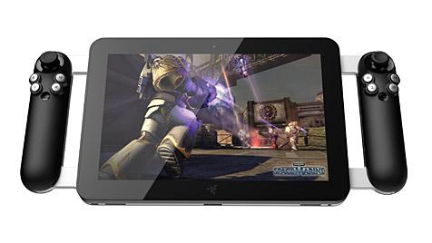 Razer stellt High-End-Tablet für Gamer vor (Bild: Razer)