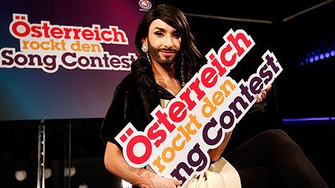 Deutsche Medien schwärmen von unserer Conchita (Bild: APA)