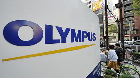 Ex-Konzernchef von Olympus wegen Bilanzbetrug in Haft (Bild: EPA)