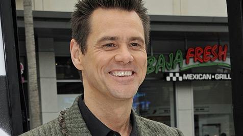 Jim Carrey wird 50: Mit Grimassen reich und reicher (Bild: EPA)
