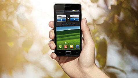 Satter Gewinn bei Samsung, Verluste bei Motorola (Bild: Samsung)