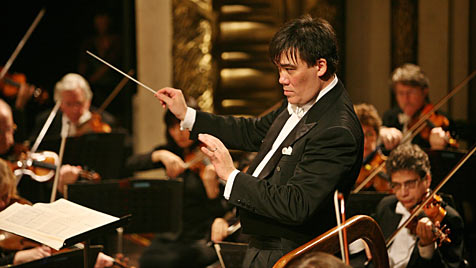 Lärmendes Handy stoppt New Yorker Philharmoniker (Bild: EPA)