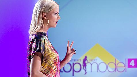 Wird Touristin aus Rumänien 'Austria's next Topmodel'? (Bild: Gerry Frank Photography)