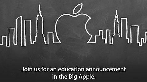 iPad soll Schulbuch ersetzen - Apple bald omnipräsent? (Bild: Apple)