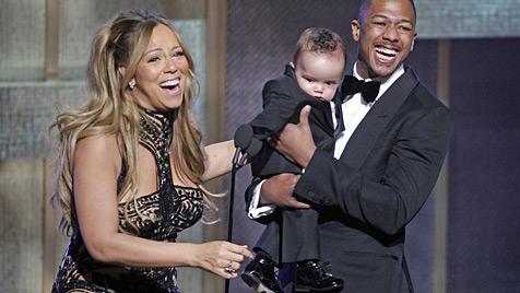 """Carey-Gatte Nick Cannon: """"Mariah ist meine Heldin"""" (Bild: AP)"""