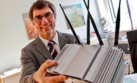 Salzburger Direktor wegen Störsender abgemahnt (Bild: Markus Tschepp)