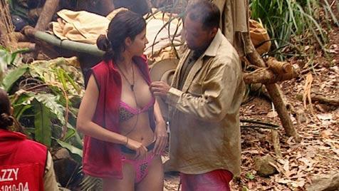 Dschungelshow geht weiter ++ Ailton abgewählt (Bild: © RTL)