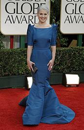 Kelly Osbourne verteidigt ihre grauen Haare (Bild: EPA)
