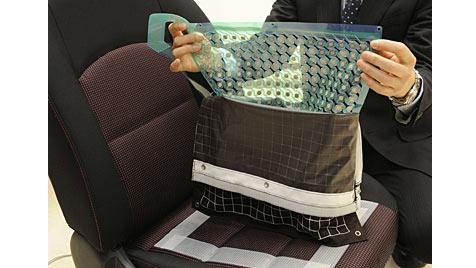 Forscher in Japan entwickeln Hintern-Erkennung (Bild: AFP)