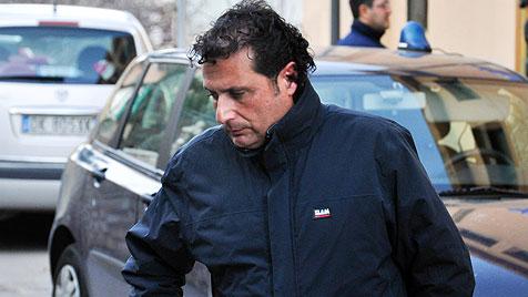 Kokain im Haar: R�tsel um Drogen-Test Schettinos (Bild: AP)