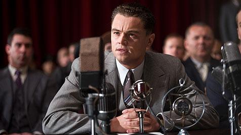 "Leonardo DiCaprio als FBI-Legende Hoover: ""J. Edgar"" (Bild: Warner Bros)"