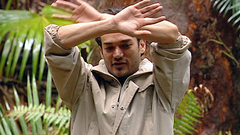 Psychodrama um Daniel: Er will aus dem Dschungel raus (Bild: (c) RTL)