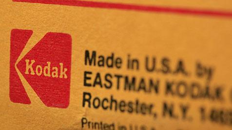 Kodak stellt Diafilm ein und verkauft Fotoplattform (Bild: dapd)