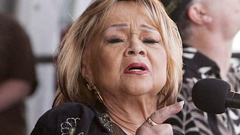 Blues- und Soul-Legende Etta James mit 73 gestorben (Bild: EPA)