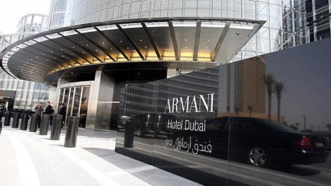 Dubai: Zwischen Wüstensand und Wolkenkratzern (Bild: EPA)