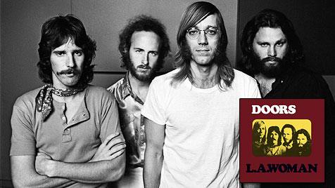 "The-Doors-Klassiker ""L.A. Woman"" als Doppel-CD (Bild: Wendell Hemick)"