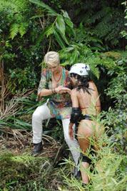 Dschungelshow geht weiter ++ Ailton abgewählt (Bild: (c) RTL)