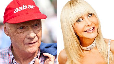 "Lauda ärgert sich über Dolly Buster bei ""Dancing Stars"" (Bild: APA/JÜRGEN FEICHTER, ORF/Thomas Ramstorfer)"